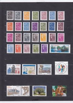 1587 France MNH Stamps Nominal High Face Value EUR €€ Great Lot As Free Price %
