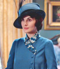 Lady Mary Crawley, Downton Abbey Season 3.