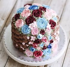 Paty Shibuya: Flower Cakes