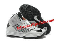 competitive price edaba 0f8f6 Nike Lunar Hyperdunk X 2012 James Shoes White Black Nike Zoom, James Shoes,