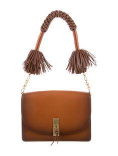 f101e409342 Altuzarra Ghianda Flap Front Shoulder Bag Luxury Consignment