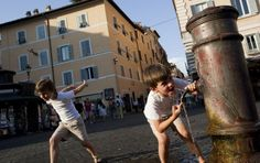 Gladiators and Emperors of Ancient Rome for Kids and Families - walking tour