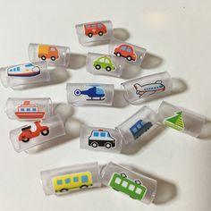 ひもとおし 乗り物セット♡ Felt Crafts, Diy And Crafts, Game Props, Busy Bags, Montessori Toys, Creative Crafts, Handmade Toys, Special Education, Cool Kids