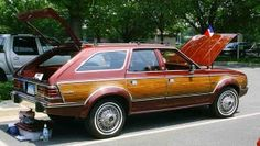 AMC Eagle (bought for engine) Aston Martin Db2, James Bond Cars, Crossover Cars, American Motors, Automobile Industry, First Car, Shabby Chic Homes, Station Wagon, Car Pictures