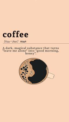 Coffee Is Life, I Love Coffee, Coffee Lovers, Coffee Quotes, Coffee Humor, Mood Quotes, Life Quotes, Cafe Rico, Aesthetic Coffee