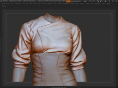 The Gnomon Workshop - Sculpting Clothing ZBrush Techniques with Richard Smith Zbrush Character, Character Modeling, Pirate Jacket, Zbrush Tutorial, Gesture Drawing Poses, Drawing Tips, Modeling Tips, Dress Drawing, Character Design
