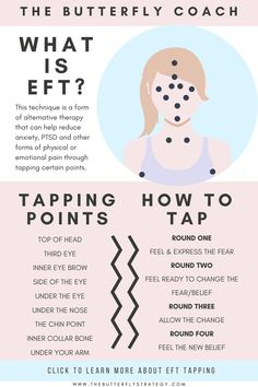 What Is Eft Tapping, Emotional Pain, Emotional Healing, Eft Technique, Holistic Medicine, Alternative Therapies, Destress, Self Care Routine, Anxiety Relief