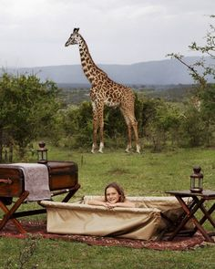 Cottar's 1920's Safari Camp - ten tents on the Masai Mara National Reserve in Narok, Kenya