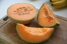 Minnesota Midget Cantaloupe Heirloom Melon Seeds Non-GMO Naturally Grown Open Pollinated Gardening Growing Cantaloupe, Cantaloupe And Melon, Cantaloupe Recipes, Growing Melons, Ice Pop Recipes, Popsicle Recipes, Juice Recipes, Healthy Recipes, Healthy Nutrition