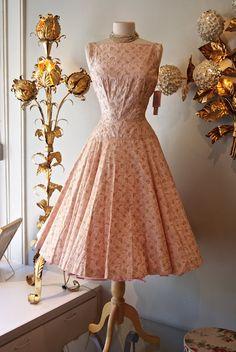 Vintage pink