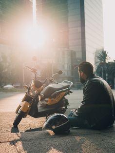 Héroe urbano: Honda Zoomer X