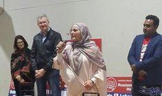 """اللبنانية نادية صالح أول مستشارة محجَّبة في سيدني الأسترالية: نجحَت المواطِنة الأسترالية """"نادية صالح"""" في الفوز بانتخاباتِ جناح """"روزلاندس""""،…"""