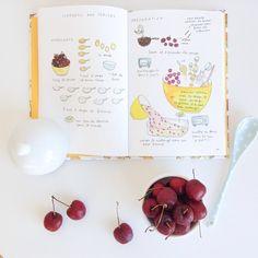 Searching #recipes with #cherries, any ideas?  Buscando #recetas con #cerezas alguna idea? #cooking