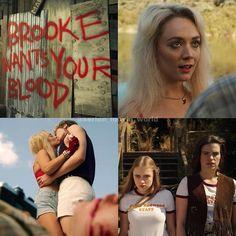 Matthew Morrison, Billie Lourd, Ahs, Emma Roberts, American Horror Story, Horror Stories, I Movie, I Laughed, Tv Shows