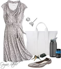 """"""" Working Mom on the Go"""" by orysa on Polyvore"""