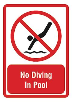 Swimming pool rules and regulations signs swimming pools - Swimming pool rules and regulations signs ...