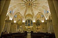 Clássicos da Arquitetura: La Sagrada Familia,A Cripta © Expiatory Temple of the Sagrada Família