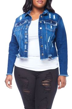 78e6cb924 59 Best PLUS SIZE JACKETS images in 2019   Jackets, Plus size, Fashion