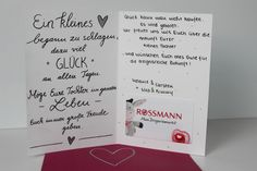 Karte Birthday card III - - Creativ Quartier - Bridal Lingerie on Your Wedding Night Article Body: I Valentines Day Gifts For Him, Valentines Day Decorations, Diy Birthday Invitations, Birthday Cards, Baby Shower Invitaciones, Diy Tumblr, Birth Gift, Diy Projects For Beginners, Diy Presents