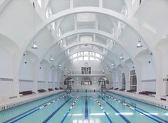 Quand un data-center chauffe une piscine publique…