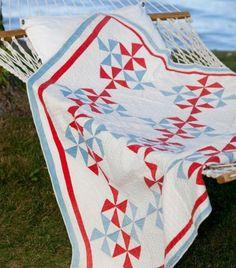 Pinwheel Quilt Patte