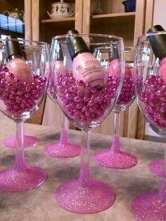 Polish Wine Glass