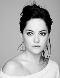 """Sarah Greene, nominated for a 2014 Tony Award for Best Performance by an Actress in a Featured Role in a Play for her role in """"The Cripple of Inishmaan."""""""