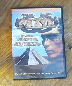 Mystery of the Maya (DVD, 1998) Pyramids, Palaces and Temples