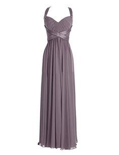 Diyouth Halter Column Chiffon Long Bridesmaid Dress Grey Size 10 Diyouth http://www.amazon.com/dp/B00LQN3EL2/ref=cm_sw_r_pi_dp_Vs5eub1XFVR2Y