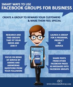 Smart Ways To Use Facebook Groups for Business!