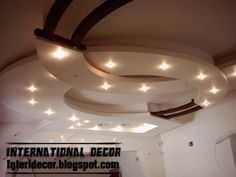 Gypsum False Ceiling Design