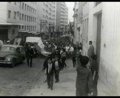 PASSEATA DE INAUGURAÇÃO DA IGREJA PENTECOSTAL DEUS É AMOR! 1962