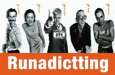 Si te gusta correr probablemente seas un #runadicto