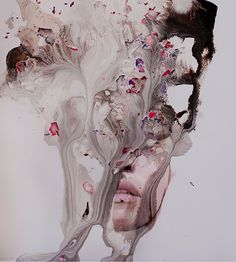 Beautifully distorted paintings by artist Januz Miralles based in the Philippines. More images below.       Januz Miralles' Website Januz Miralles on Instagram Januz Miralles on Behance Via Found Inspiration Moving Forward