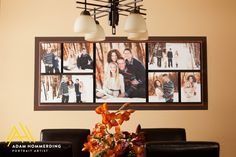 Winter Family Canvas Wall Art Collection Adam Hommerding Photography