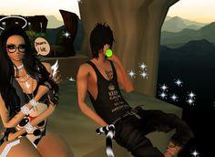 Captured Inside IMVU - Join the Fun!