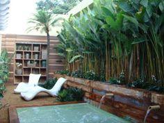 New garden tropical bali outdoor ideas Novo jardim tropical bali ao ar livre ideias
