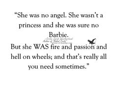 She was no Barbie - Jordan Sarah Weatherhead