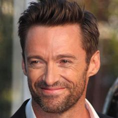 HUGH JACKMAN - I AM HONORED TO HAVE HIM IN MY LIBRA CLUB