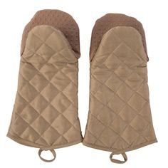 Extra Durable Oven Mitts in Hot Cocoa (2 pack), 62% discount @ PatPat Mom Baby Shopping App