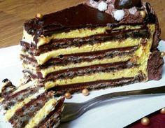 OVA TORTA JE LUDILO ZA OČI I ZA NEPCE…STARINSKA TORTA U NOVOM IZDANJU – Recepti za sve