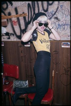 Photographer Brad Elterman relives his glory days of shooting David Bowie, Joan Jett, Bob Dylan, and KISS. Blondie Debbie Harry, Debbie Harry Style, David Bowie, Joan Jett, Sirius Black, Bob Dylan, Female Rock Stars, Riot Grrrl, Rock Chick