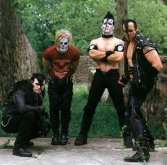 The Misfits (Michale Graves on vocals). This might be an unpopular opinion but I prefer Graves on vocals.