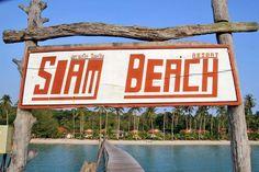 Strandporträt: der Bang Bao Beach (Siam Beach) auf Koh Kood.