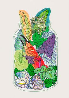Sister Arrow illustration - first menu for One Leicester Street… Plant Illustration, Illustrators, Illustrations And Posters, Arrow Illustration, Art Inspo, Drawing Illustrations, Pattern Illustration, Illustration Art, Art Inspiration