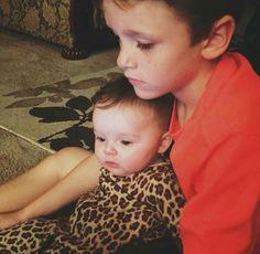 ❤ Bentley and Jayde maci bookouts children
