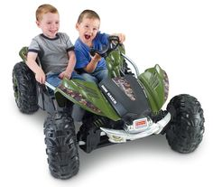 Fisher-Price Power Wheels Camo Dune Racer Camo Outdoor Fun Ride On #FisherPrice