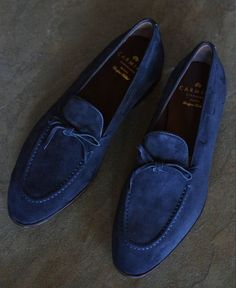 Carmina Loafers , The perfect shoe is a detail that makes the difference and style