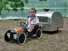 How cute!  Volo Auto Museum, Volo, IL.   www.volocars.com