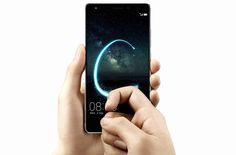 Huawei Launches Mate S With Force Touch Technology.